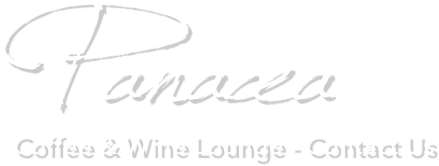 Panacea Coffee & Wine Lounge - Contact Us